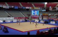 El Club Gimnasia RítmicaAlgeciras regresa de Córdoba con éxitos