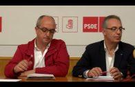 Juan Lozano presenta su candidatura a la secretaría general del PSOE en Algeciras