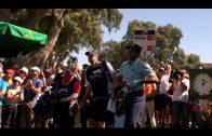 La Guardia Civil veló por la seguridad del campeonato de golf Andalucía Valderrama Masters.