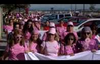 La marea rosa contra el cáncer de mama recorre por séptimo año las calles de Algeciras