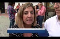 La secretaria provincial del PSOE agradece el apoyo algecireño para revalidar su cargo
