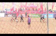 """Las """"Cats"""" con buen inicio en la  Champions Cup de Balonmano Playa"""