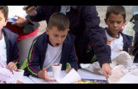 Se entregan los premios del concurso escolar de dibujo de Tosantos