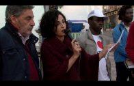 Algeciras Acoge traslada al ministro del Interior su oposición a la construcción de un nuevo CIE