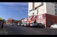 Algesa lleva a cabo trabajos de limpieza en el barrio del Saladillo