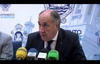 El alcalde destaca el trabajo de los cuerpos de seguridad ante lo ocurrido en el Saladillo