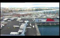 El Helipuerto de Algeciras realiza un simulacro de emergencia aeronáutica