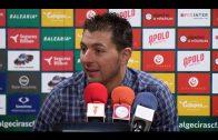 El juego a balón parado el mejor aliado del Algeciras CF
