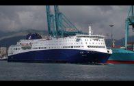 El Puerto de Algeciras apunta de nuevo a los 100 millones de toneladas
