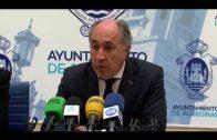 Landaluce lamenta la falta de inversiones de la Junta en Algeciras y el retraso del juzgado