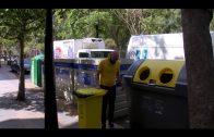 Mancomunidad y Ecovidrio impulsan el reciclaje de vidrio entre los establecimientos hosteleros