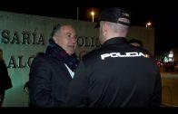 Regresan a Algeciras los agentes de la Policía Nacional desplegados en Cataluña