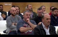 Rodríguez Ros preside la entrega de reconocimientos a los entrenadores de fútbol de la comarca