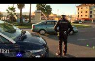 Detenido en Algeciras acusado de embestir a un vehículo policial con una furgoneta robada