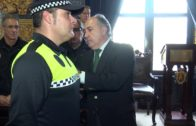 Dos nuevos agentes se incorporan a la plantilla de la Policía Local