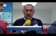 El Algeciras explica la marcha de Ganet y la no comparecencia ayer de Asián