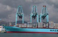 El Puerto de Algeciras supera los 100 millones de toneladas de mercancías en 2017