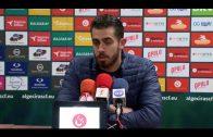 Romero cree en las opciones intactas del Algeciras para ser campeón