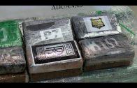 Tres detenidos tras la incautación del mayor alijo de cocaína en 18 años con 5,8 toneladas