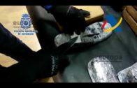 42 kilos de cocaína intervenidos en un buque en el Puerto de Algeciras