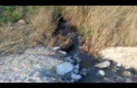 Emalgesa informa de que el vertido producido en la playa de El Chinarral se debe a un atasco puntual