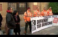 La plantilla de Jardines suspende las movilizaciones tras el compromiso de reunión a tres bandas