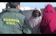 La Policía Nacional detiene en Algeciras a los encargados de tripular una patera con 38 extranjeros