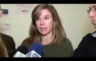 PSOE muestra su apoyo a Cruz Blanca en Algeciras y se reúne con sus responsables