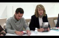 Víctor Pertegal presenta su poemario 'Punto y seguido'