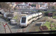 Adif trabaja para disminuir el tiempo del trayecto Algeciras-Madrid