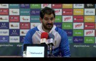 Asián reconoció que su equipo no estuvo a la altura de las circunstancias