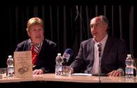 """Israel Santos presenta su libro """"El mercader de historias"""""""