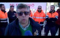 La plantilla de CLECE, en huelga por el Convenio Provincial del Metal