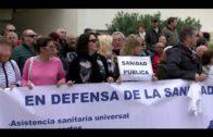 La Plataforma por la Sanidad  denuncia  deficiencias del servicio de limpieza en el  Punta Europa