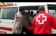 La Policía Nacional detiene en a dos personas encargadas de tripular una patera