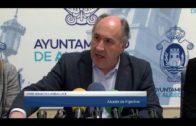 Landaluce valora la reunión con los responsables de Adif sobre los avances de la línea ferroviaria