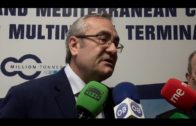 Llorca asegura que el Gobierno está trabajando en el texto del real decreto de la Estiba