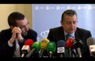 Sanz reitera el compromiso del Gobierno con la zona y reforzará la seguridad con más medios