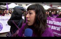 3000 personas participan en la marcha por la igualdad en Algeciras