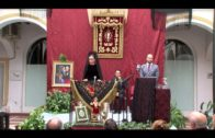 Andrés Maderal protagoniza la XXII Exaltación de la Saeta
