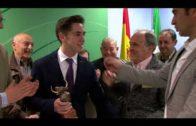 El Subdelegado de la Junta entrega el V Trofeo Joven Promesa de las peñas taurinas de la comarca