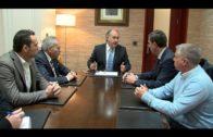 Empresarios de Pilas y Algeciras preparan un encuentro empresarial