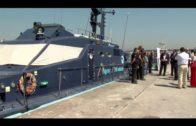 Encapuchados intentan quemar con gasolina las nuevas lanchas de Vigilancia Aduanera en Algeciras