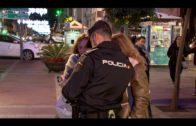 La Policía Nacional refuerza en Algeciras las medidas operativas  del Plan  de Comercio Seguro