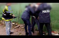 Policía Nacional detiene al presunto autor del incendio en tres vehículos en la Bajadilla