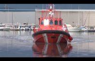 Rescatada una patera en aguas del Estrecho con 21 magrebíes, dos trasladados al hospital