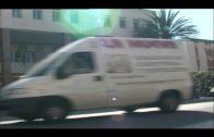 Sabotean el coche del fiscal jefe en Algeciras, aparcado en el parking del Palacio de Justicia