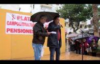 CC.OO y UGT convocan una concentración en Algeciras, en defensa del sistema público de pensiones