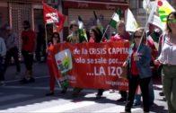 CCOO Y UGT convocan una manifestación comarcal en Algeciras para el 1 de mayo