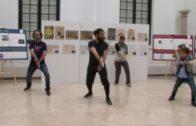 Demostración de la Asociación Algecireña de Esgrima Histórica en el Museo Municipal